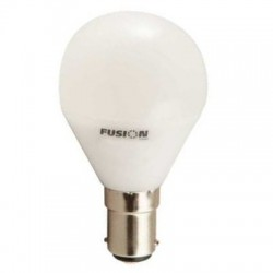 Fusion 5W B15 G45 LED Dimmable Golf Ball Lamp