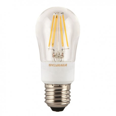 Sylvania ToLEDo 4.5W E27 Retro Filament Dimmable LED Ball Lamp